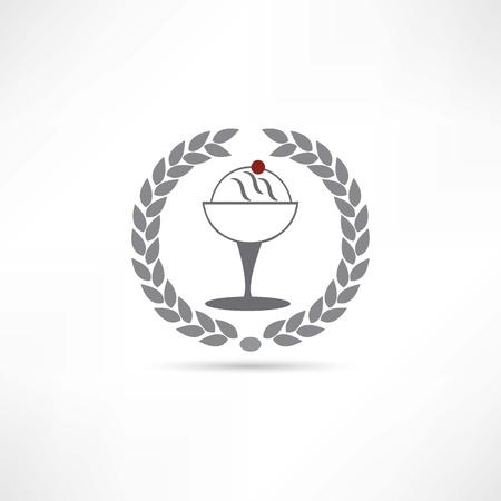souffle: ice cream icon