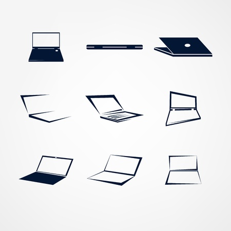 portable icon set