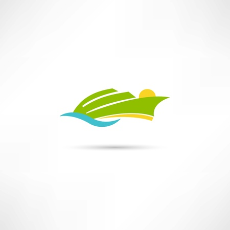 luxury liner: liner icon