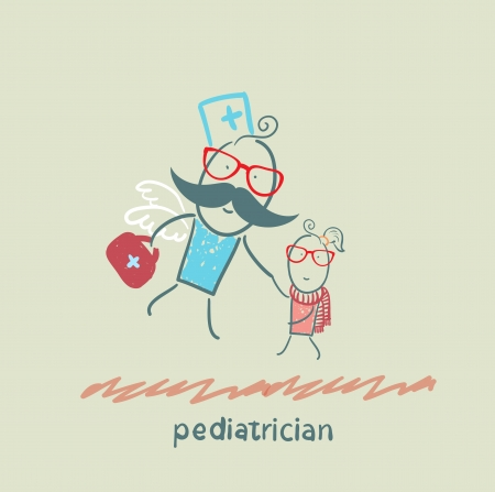 pediatrician: pediatrician flies to a sick child