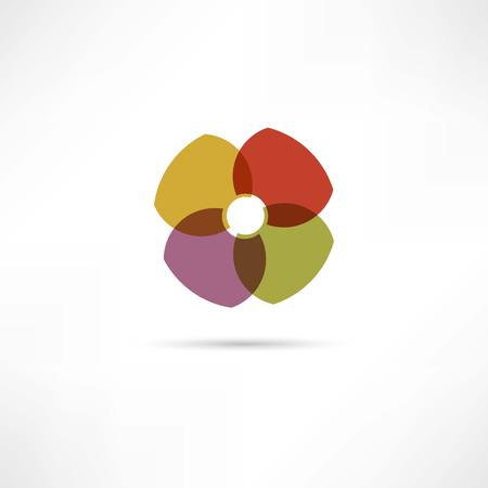 abstraction icon Vector