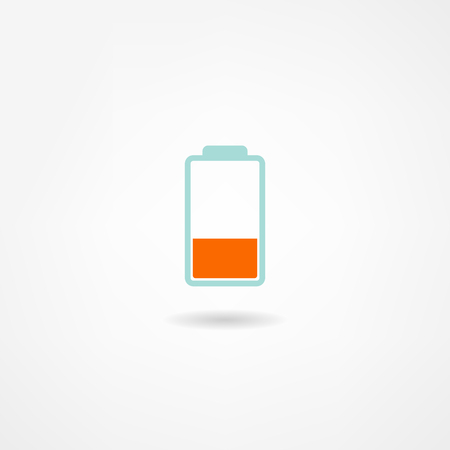 battery icon Stock fotó - 22535519
