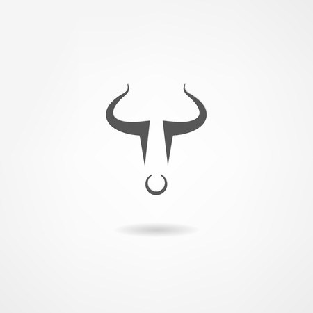 raging: bull icon