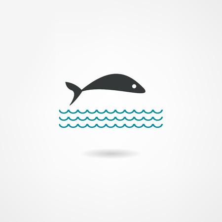 bass fish: fish icon