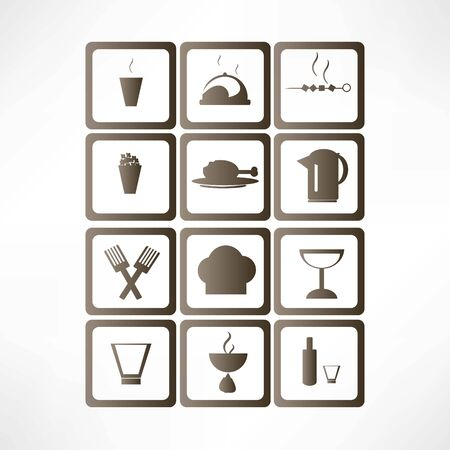 food to eat: Food and drinks icon