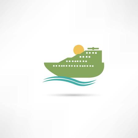 floating: liner icon
