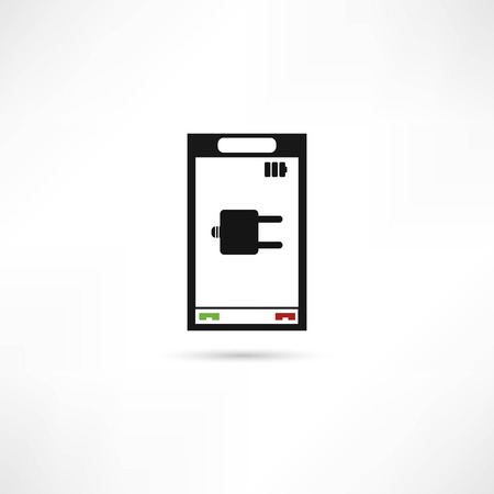 phone icon Stock Vector - 22536156