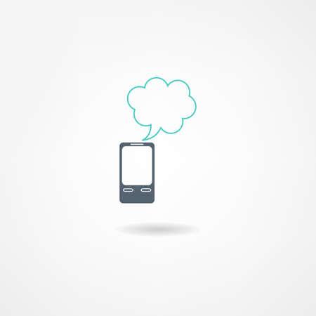 phone icon Stock Vector - 22536160