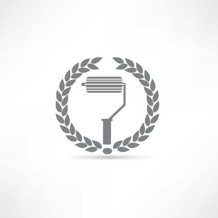 platen icon Vector