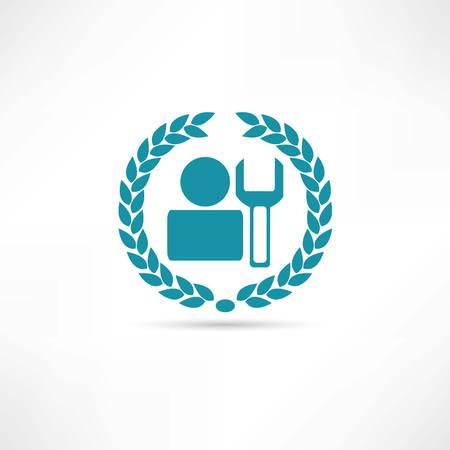 repair icon Illustration