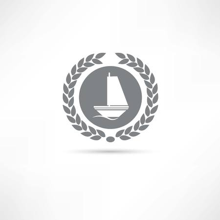 pez vela: pez vela icono
