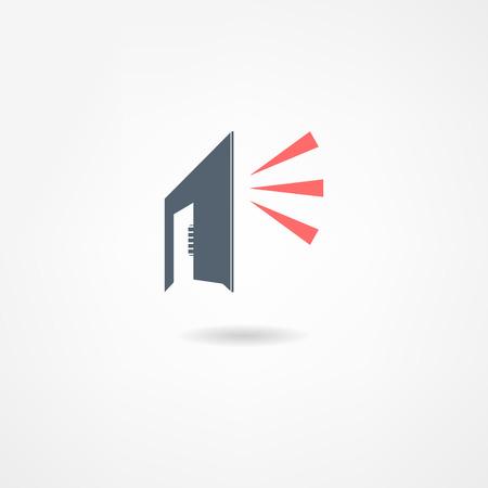 smoothing-iron icon 向量圖像