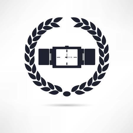 wristwatch: watch icon