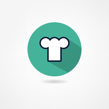 whisk: cook icon Illustration