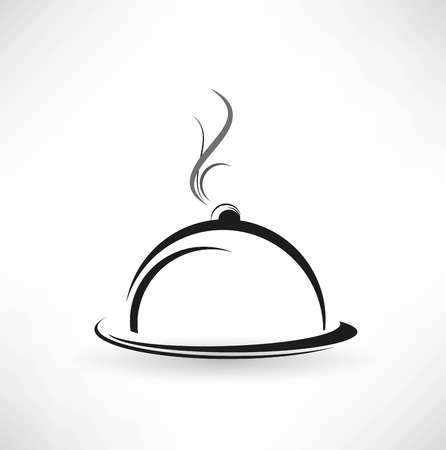 Cloche icon Standard-Bild - 22660647