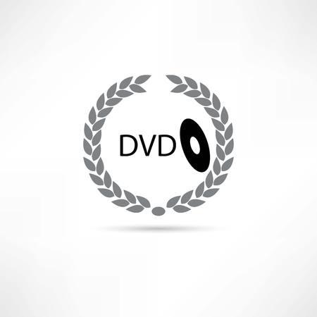 dvd box: dvd box icon