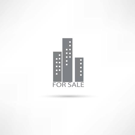 House for sale icon Stock Vector - 22660736