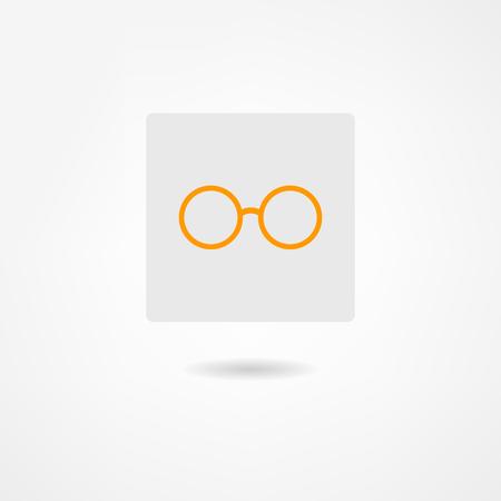 elementos de protección personal: gafas icono