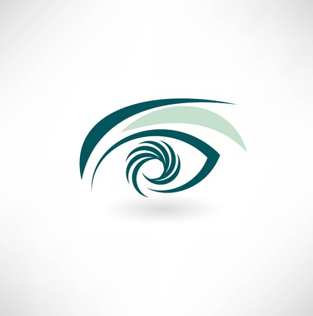 eye icon Stock Vector - 22660926