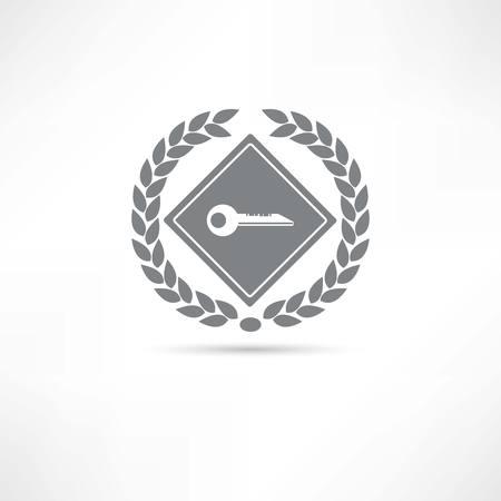 intruder:  key icon
