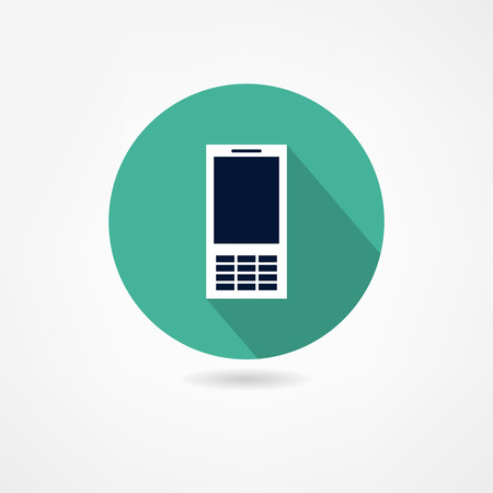 mobile icon Vector