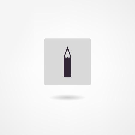 sharpen: pencil icon