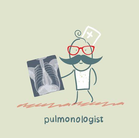 pulmonology: ???????????  ? ???????? ?????? ???????? Illustration