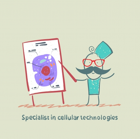 biochemistry: Specialist in cellular technologies speaks cells
