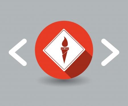 slim design torch Çizim