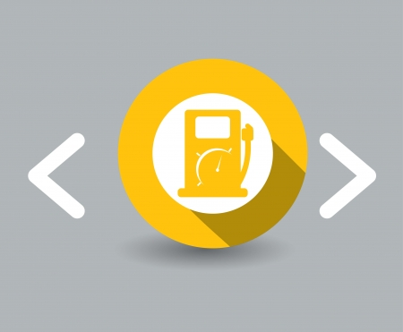 refueling: filling icon