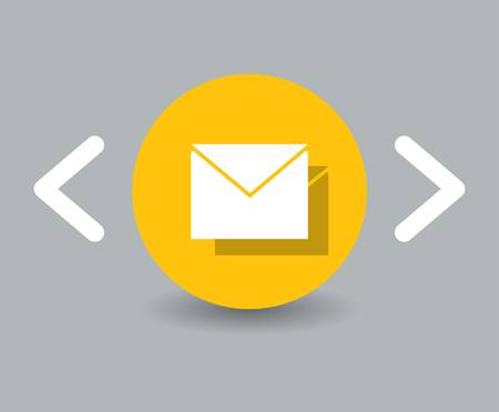 mms: letter icon