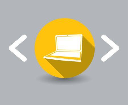 notebook icon Stock Vector - 22798387