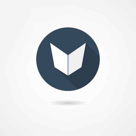 publish: book icon Illustration