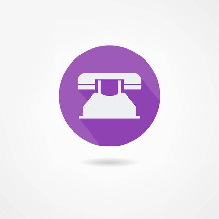 phone icon Stock Vector - 22866623