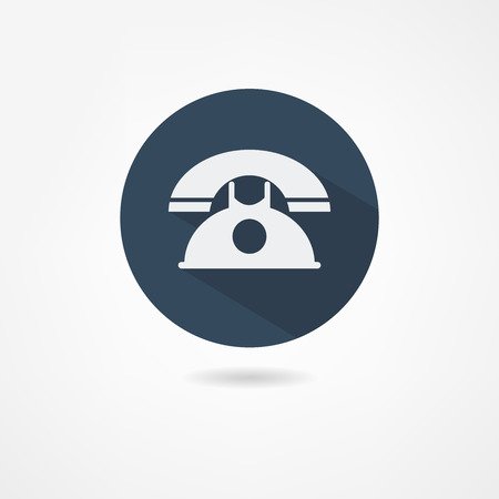 phone icon Stock Vector - 22866628
