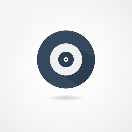 details: wheel icon
