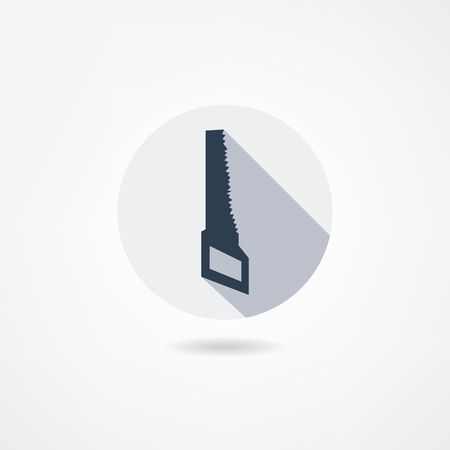hacksaw icon Vector