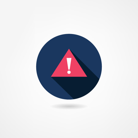 attention icon Stock Vector - 23110270