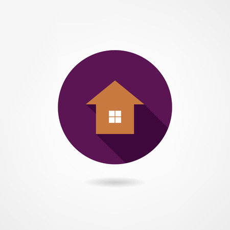 house icon Stock Vector - 23110420