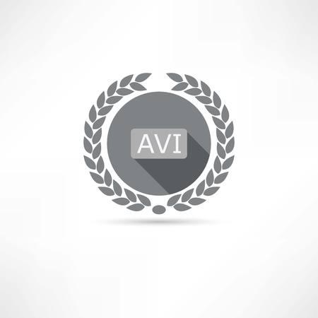 mov: avi icon