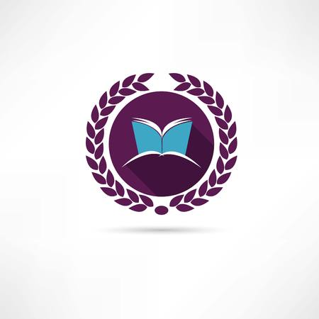 books icon Stock Vector - 23709044