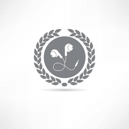 earphone: earphone icon