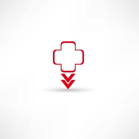 medicine icon Illustration