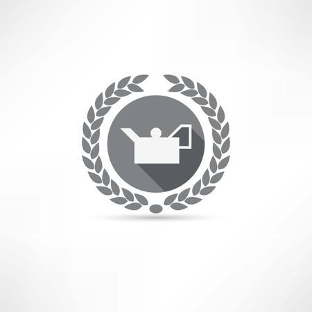 petrochemistry: icono engrasador