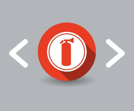 fire safety signs: fire extinguishe