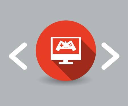 game icon Stock Vector - 23712504
