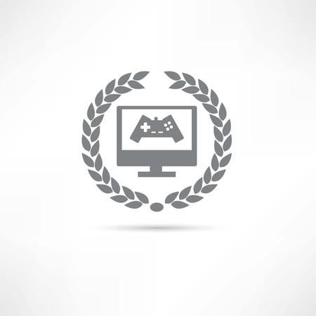 game icon Stock Vector - 23761504