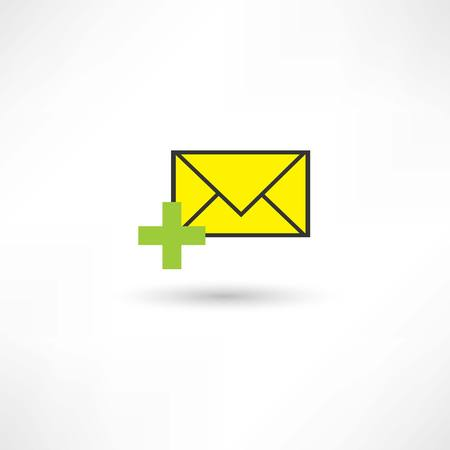 incoming message icon Vector