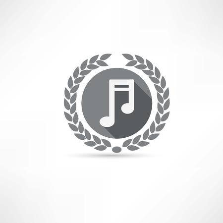 multimedia icons: melody icon
