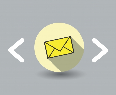 messages icon Vector